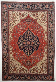 16-199-1 Pair of Farahan Rugs