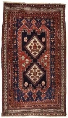 1904-2 Afshar Rug