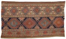 2012-110 Shahsavan Mafrash Fragment