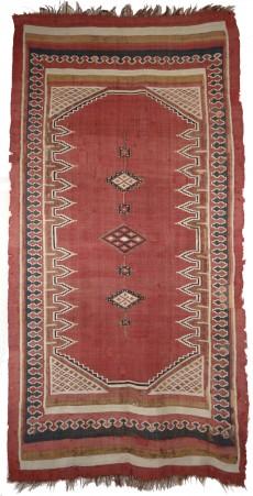 3098-1 Bakhtiary Shushtar Kilim