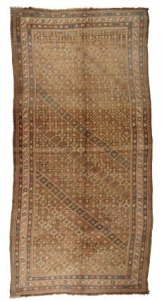 9734-1 Kurdish Rug
