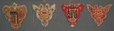 Tibetan Animal Head Ornaments