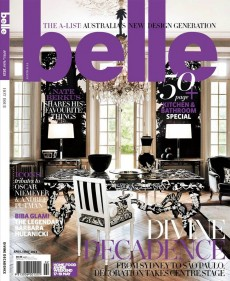 Belle Magazine April/May 2013