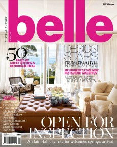 Belle Magazine Oct/Nov 2011