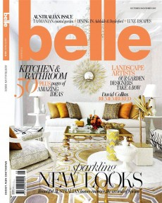 Belle Magazine Oct/Nov 2013