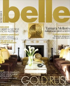 Belle Magazine Jun/Jul 2010