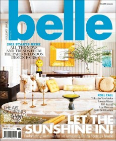 Belle Magazine Dec/Jan 2011