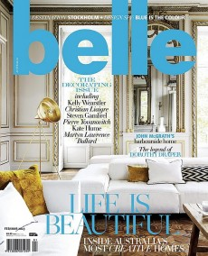 Belle Magazine Feb/Mar 2013