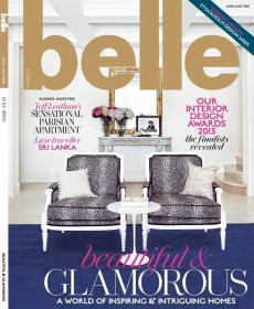 Belle Magazine Jun/Jul 2013