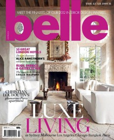 Belle Magazine Jun/Jul 2012
