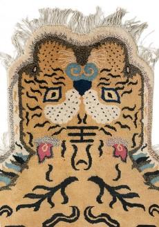 Ningxia Tiger Rug