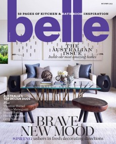 Belle Magazine Oct/Nov 2012