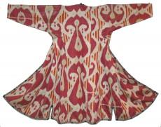 Silk Ikat Chapan