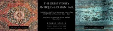Sydney Antique Fair 2009