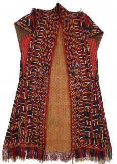 Turkoman Chyrpy Robe