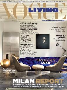 Vogue Living July 2012