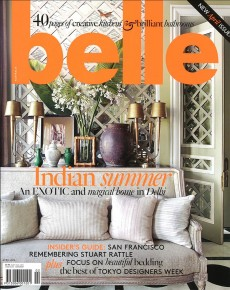 Belle Magazine April 2014