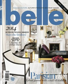 Belle Magazine May 2014