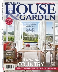 House & Garden May 2014