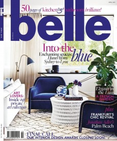 Belle Magazine April 2015