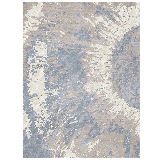 One of our Iris rug collection. Wool...