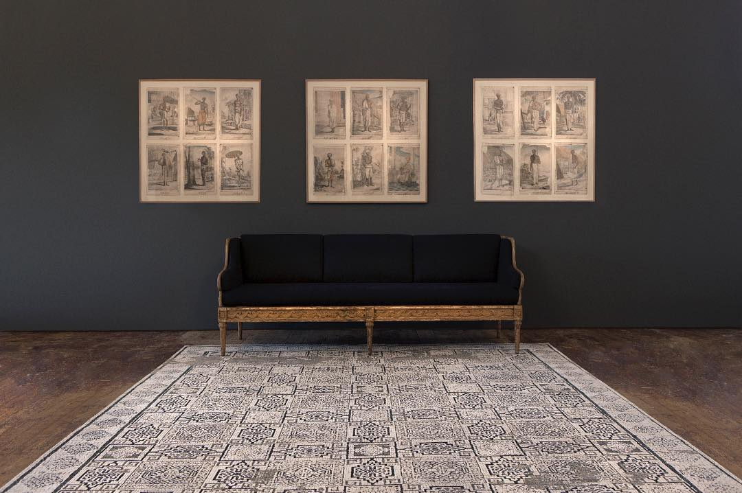 NEW COLLECTION: Introducing the Mosaic Rug Collection...