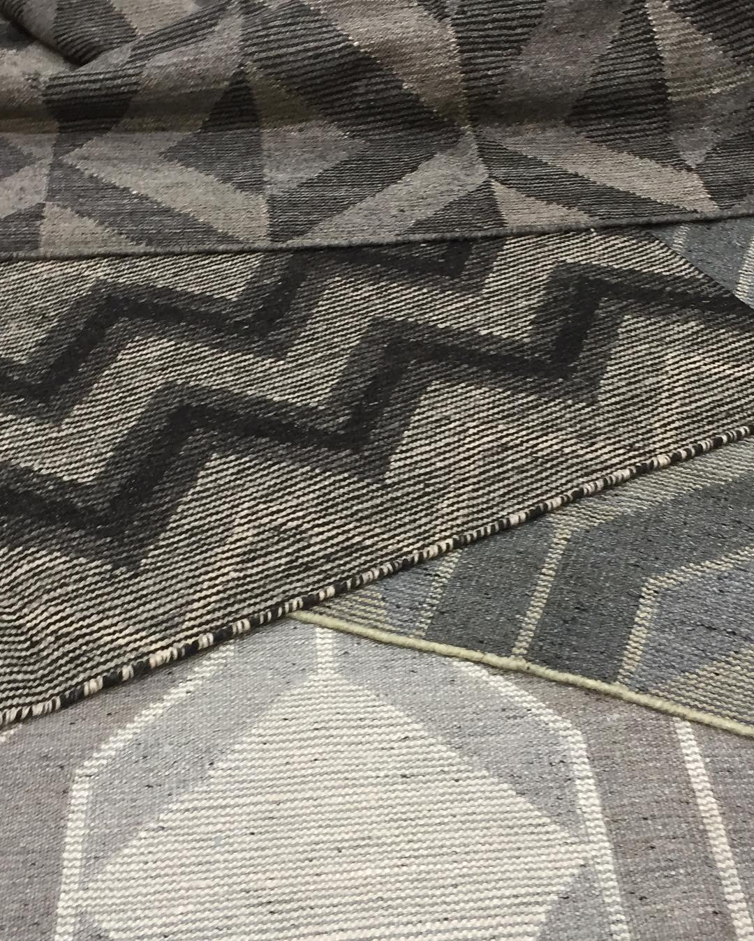New Arrivals: Reversible Deco Kilim Collection. Hand