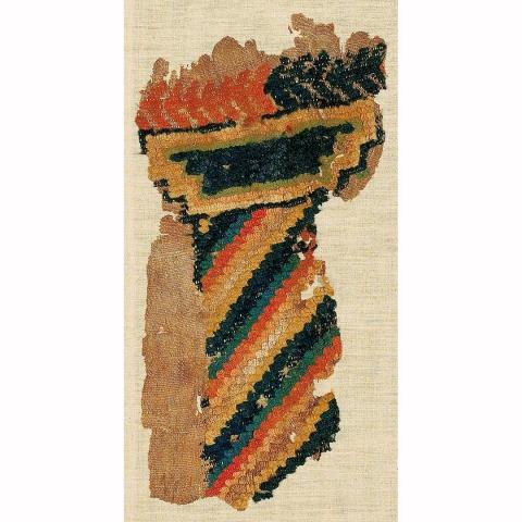 Rug notes: A rare Coptic Textile, a...