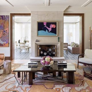Incredible project! - Custom design rug by...